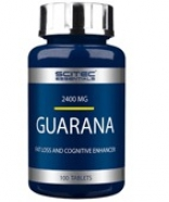 Guarana 2400 mg (Scitec) 100 таб
