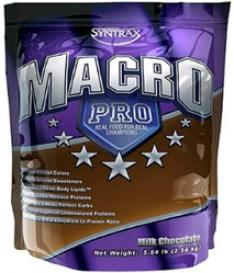 Syntrax Macro Pro - гейнер для набора массы