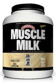 CytoSport Muscle Milk - состоит из точной смеси мультипротеинов,