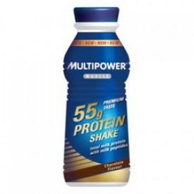 Протеин шейк 55 со вкусом клубники