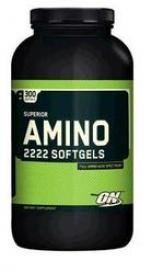 Optimum Nutrition Superior Amino 2222 320tab
