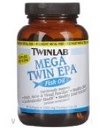 Mega Twin EPA (Twinlab) 60 кап .