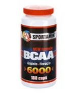 Sportomin BCAA 6000 (Акдемия- Т) 180 кап.
