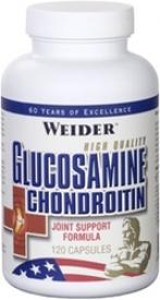 Weider Glucosamine & Chondroitin 120 капс