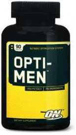 Optimum Nutrition Opti Men New 180caps