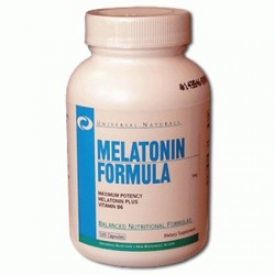 Universal Nutrition melatonin 120caps