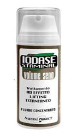 Сыворотка для груди «Iodase Staminal volume seno»