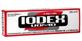 Крем для тела (для мужчин) «IODEX  UOMO F – fosfatidilcolina» -