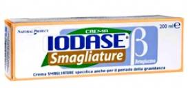 Крем для тела «Iodase Smagliature Betaglucano» - крем против рас