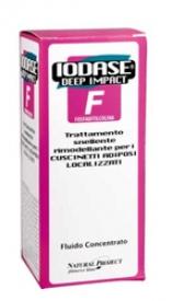 Крем для тела «Iodase complex» - разогревающий антицеллюлитный к