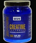 Creatine Explosion (MSN) 1 кг