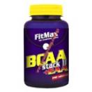 Аминокислоты FitMax Amino BCAA Stack II + EAA 120tab