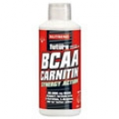Аминокислоты Nutrend Bcaa Carnitin 1000 ml