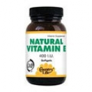 Country Life Natural Vitamine E