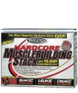 Hardcore Musclebuilding Stack (Muscletech)