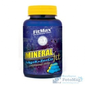 FitMax MineralFit (60caps)