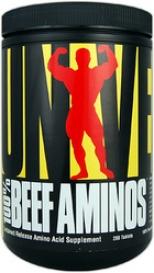 100% Beef Aminos 400таб