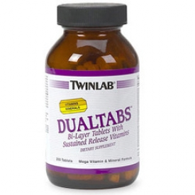 Dual Tabs Mega Vitamin 100таб