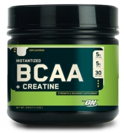 Instantized BCAA + Creatine 636г