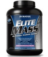 Elite Mass (Dymatize) 4540 г
