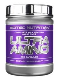 Ultra Amino - 500 капсул