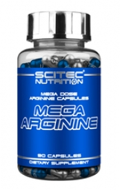 Mega Arginine - 140 капсул