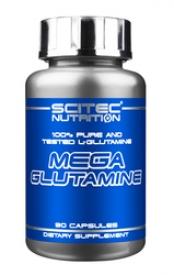 Mega Glutamine - 90 капсул