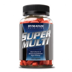 Dymatize Super Multi 120капс