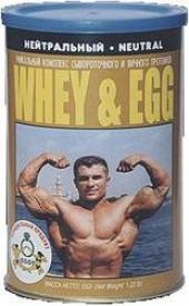 Супер Сет Whey & Egg 552гр