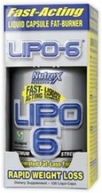 Nutrex Lipo 6 240caps