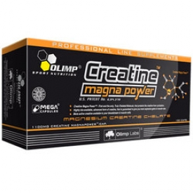 CREATINE MAGNA POWER 120капс