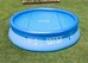 Тент-накидка обогревающая для бассейнов SOLAR Pool Cover Intex 5