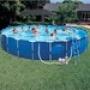 Бассейн каркасный Intex 54950 Metal Frame Pool, 732х132 см