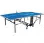 Теннисный стол всепогодный Torneo TORNADO-AL-OUTDOOR (синий), с