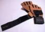 Супер Сет Перчатки кожанные с фиксатором запястья